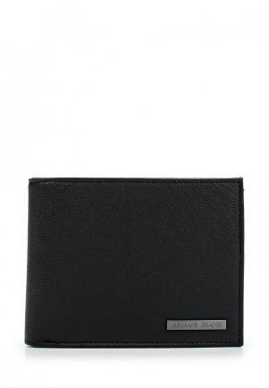 Портмоне Armani Jeans. Цвет: черный