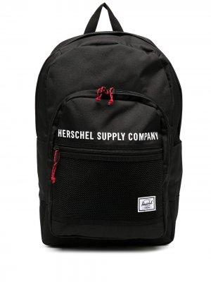 Рюкзак с логотипом Herschel Supply Co.. Цвет: черный