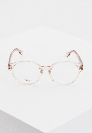 Оправа Christian Dior. Цвет: прозрачный