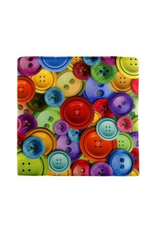 Подушка декоративная 35х35 GIFTNHOME GIFT'N'HOME. Цвет: разноцветный