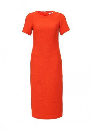 Платье Finery London. Цвет: оранжевый