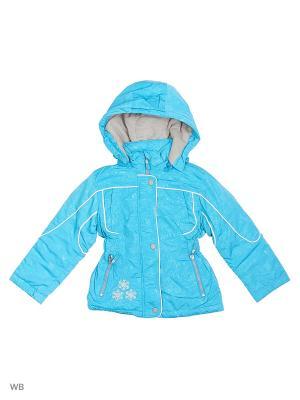 Куртки Arista. Цвет: голубой