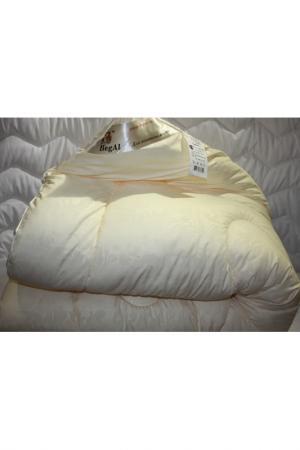 Одеяло зимнее 172х205 см BegAl. Цвет: бежевый