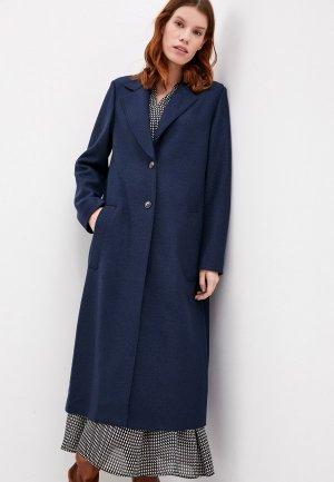 Пальто Marc OPolo O'Polo. Цвет: синий