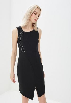 Платье Sweet Miss. Цвет: черный