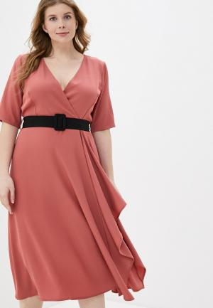 Платье Kitana by Rinascimento. Цвет: коралловый