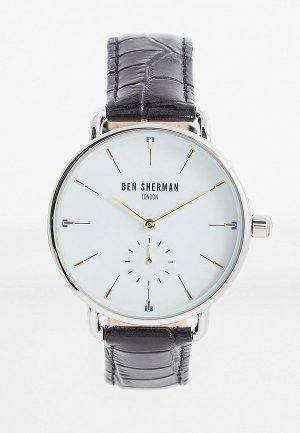 Часы Ben Sherman. Цвет: белый