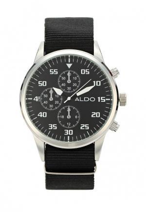 Часы Aldo. Цвет: черный