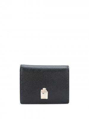 Бумажник 1927 Furla. Цвет: черный