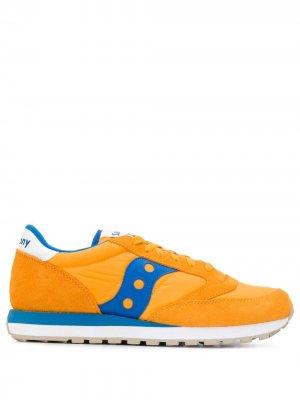 Кроссовки Jazz Saucony. Цвет: оранжевый