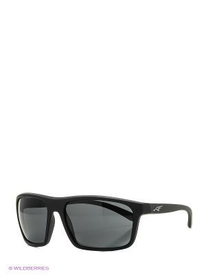 Очки солнцезащитные SANDBANK ARNETTE. Цвет: черный