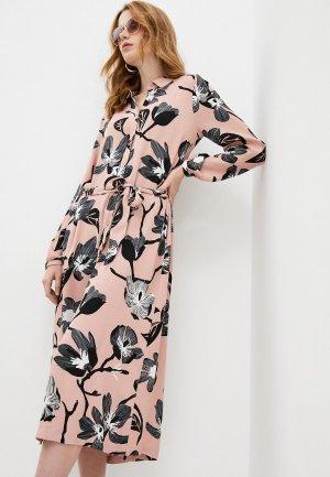 Платье Twist & Tango. Цвет: розовый