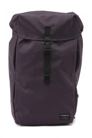 Рюкзак SANDQVIST. Цвет: фиолетовый