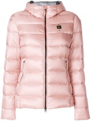 Padded jacket Blauer. Цвет: розовый
