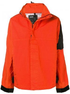 Куртка с длинными рукавами Guard Nemen. Цвет: оранжевый