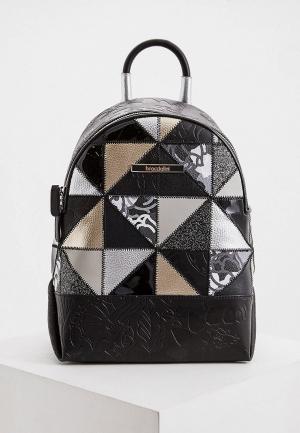 Рюкзак Braccialini. Цвет: черный