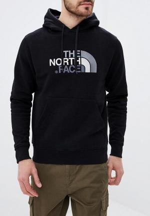 Худи The North Face. Цвет: черный
