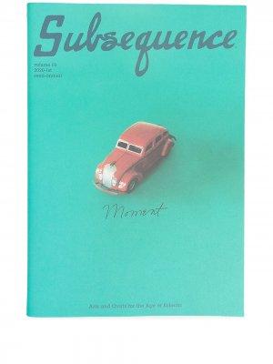Журнал Subsequence Vol.3 visvim. Цвет: зеленый