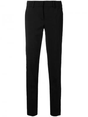 Andreis slim-fit trousers Sport Max Code. Цвет: черный