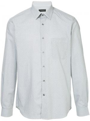 Durban рубашка в горох D'urban. Цвет: серый
