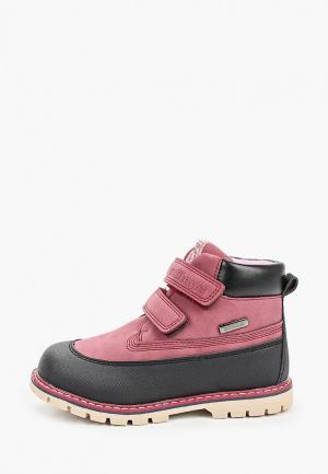 Ботинки Antilopa. Цвет: розовый
