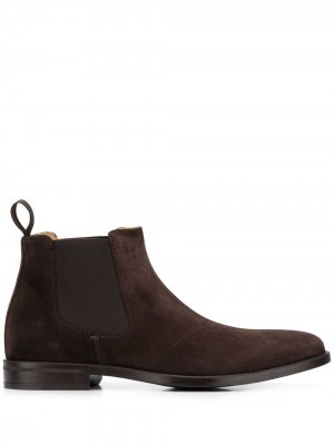 Ботинки челси Leonardo Scarosso. Цвет: коричневый