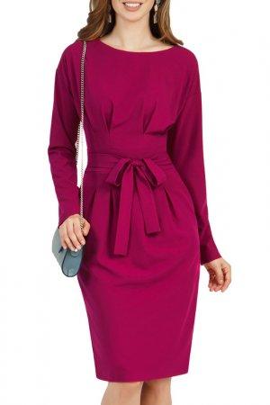 Платье Olivegrey. Цвет: мальва