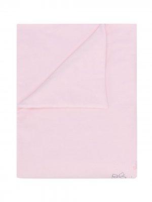 Одеяло с бантом Miss Blumarine. Цвет: розовый