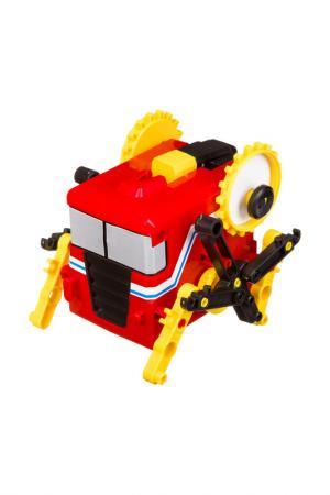 Опыты Роботы 4 в 1 BONDIBON. Цвет: красный
