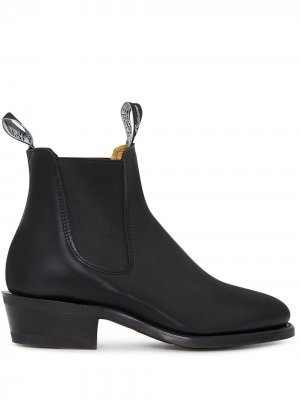 Ботинки Lady Yearling R.M.Williams. Цвет: черный
