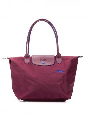 Сумка-тоут Le Pliage Longchamp. Цвет: красный