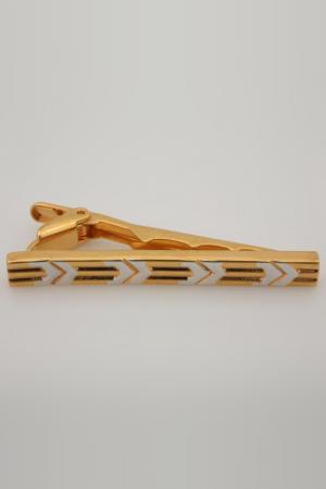 Зажим для галстука Inesse M. Цвет: золото