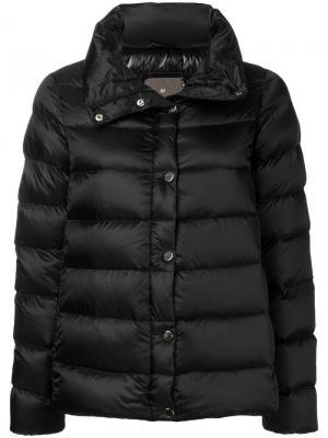 Melody puffer jacket Hetregò. Цвет: черный