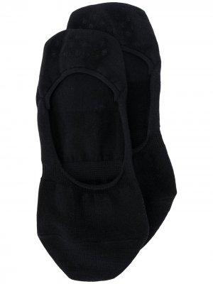 Невидимые носки Step Falke. Цвет: черный