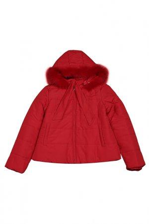 Куртка LAURA BIAGIOTTI DOLLS. Цвет: 900